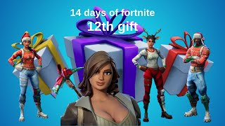 "STEADY STORM Gamemode & 12th Gift From ""14 days of Fortnite"""