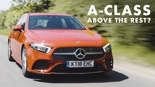 NEW Mercedes-Benz A-Class: Infuriatingly Advanced - Carfection (4K)