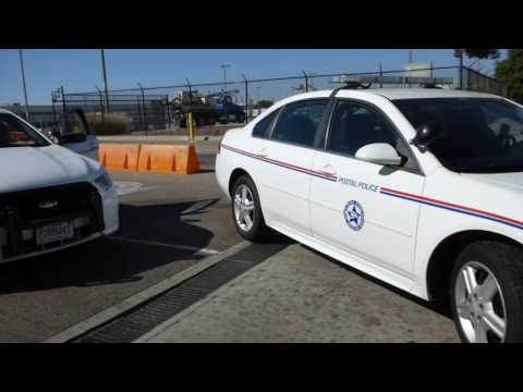 1st Amend Audit LA Postal Distribution Center: OH NO! 3:14 POSTAL POLICE CALLS