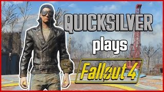 X-Men's Quicksilver Beats Fallout 4 - by EzPlays