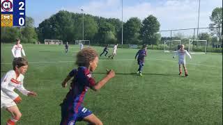 FC Abcoude JO11-1  - Bloemendaal JO11-1 11-05-2019