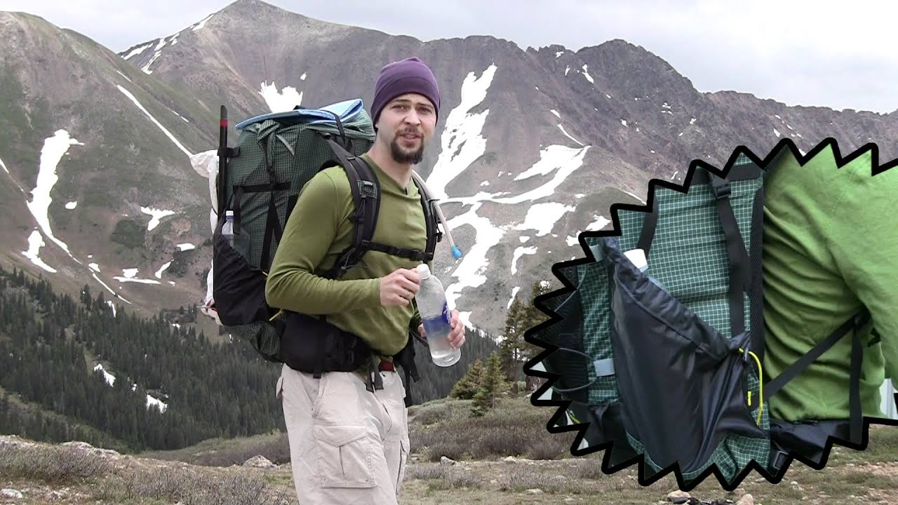 Ula Catalyst Backpack Part 2 Water Bottle Holsters And