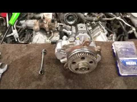 How To Install a LBZ/LMM Duramax Fuel Injection Pump