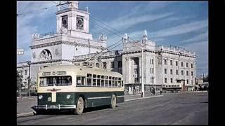 Волгоград в годы СССР 1960 1970