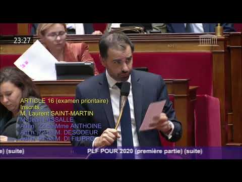 Budget 2020 en séance publique - article 16, suppression de la niche GNR
