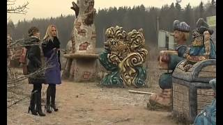 видео Сказочное Подмосковье. Музей-заповедник «Абрамцево»