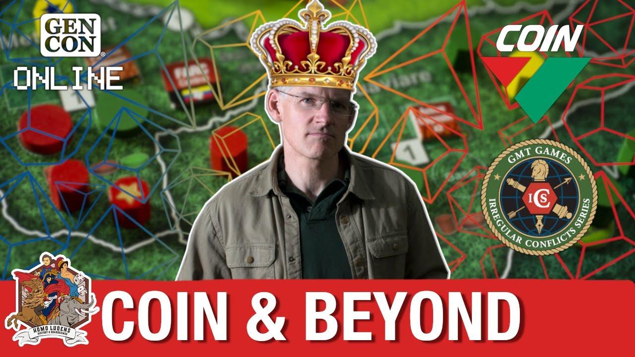 Download COIN Series & Beyond - GenCon Online 2021 Panel