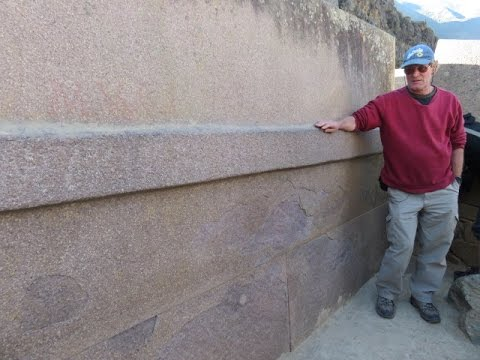 Megalithic Peru: Ollantaytambo: NOT Made By The Inca