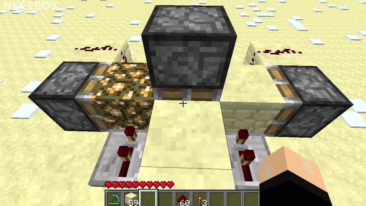 minecraft how to make switch