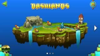 Чисто расслабиться  //// Прохождение игры Geometry Dash World