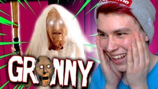 Wenn Granny REAL wäre.. | #ScareSev
