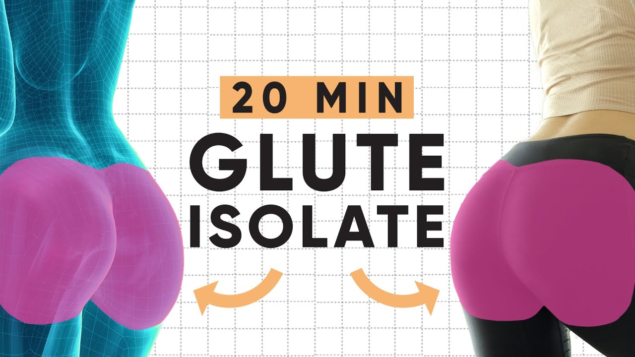 a13f777fab 20 Minute Natural Glute Enhancing Isolate Workout