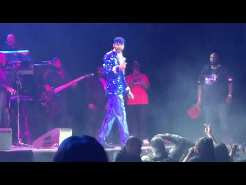 Jaheim performs Could It Be at Barclays Center