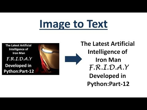 How To Extract Text From Image In Python?