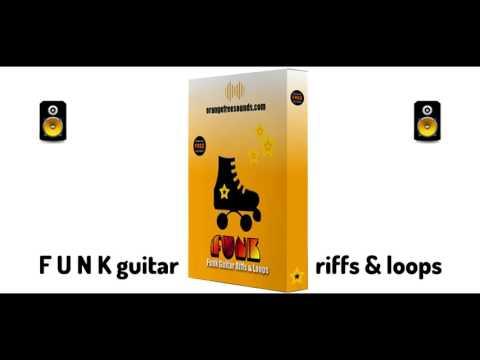 Funk Guitar - OrangeFreeSounds.com