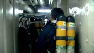 Midden in de marine: deel 2 van 7