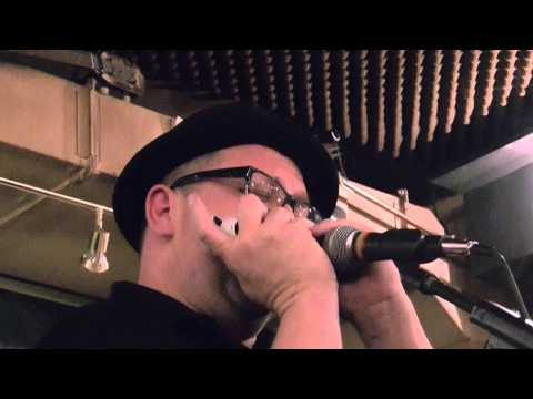 Jan Fischer's Bluesband  I'm Ready  COTTON CLUB Hamburg 2013
