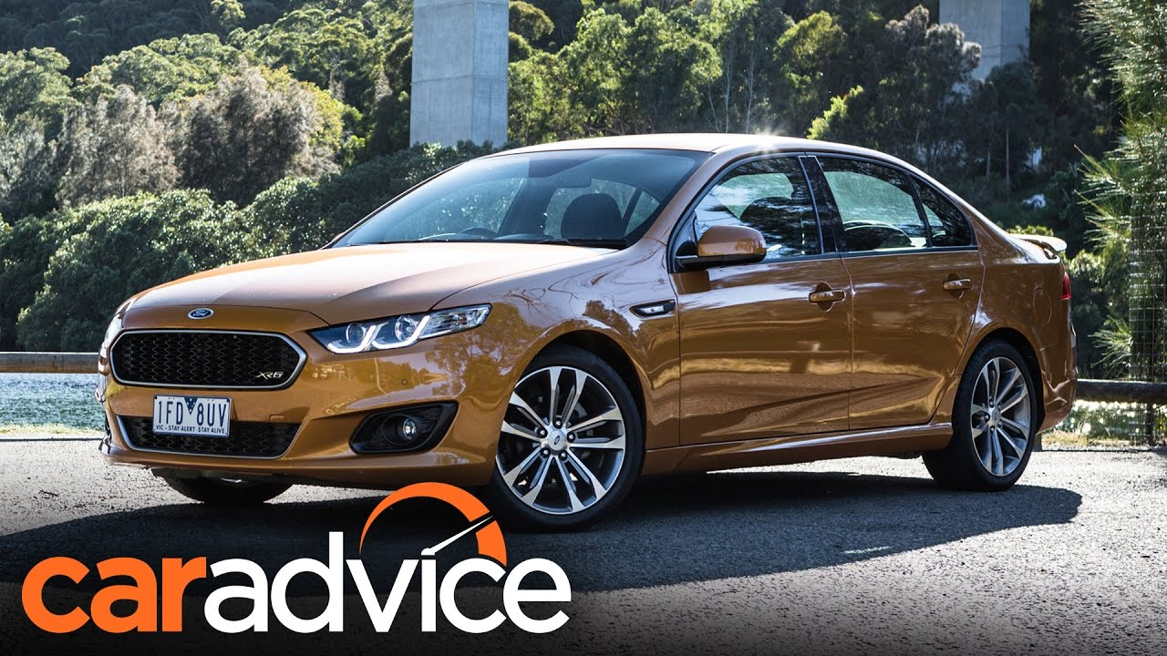 Ford Falcon 2016 >> 2016 Ford Falcon Xr6 Review A Fond Farewell Caradvice