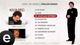 Zalim Aldı Götürdü (Müslüm Gürses) Official Audio #zalimaldıgötürdü #müslümgürses - Esen Müzik