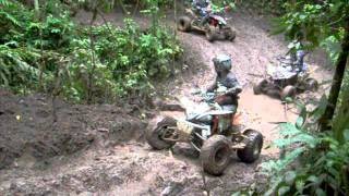 ATV RUTA LAS MARIAS 3 JULIO 2011