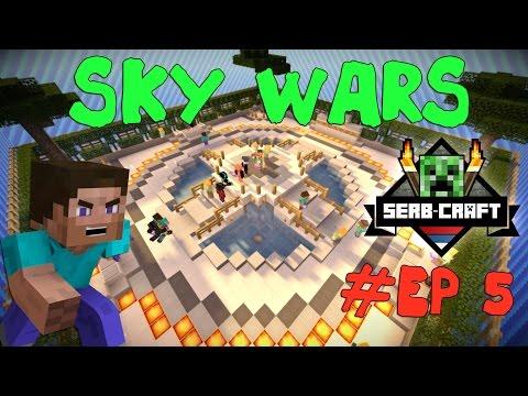 "SERB-CRAFT - SkyWars - S2 - EP 5 - ""Ćao druže"""