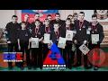 Звягин Илья 3 бой Рукопашный бой 12-17 лет, 19.02.2017