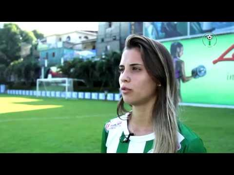 Iranduba da Amazônia: A história - HULK DA AMAZÔNIA,  Futebol Feminino