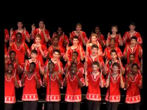 Africa and Rainstorm by the Kearsney College Choir