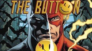 """The Button: Flash & Batman Crossover"" - Comic Completo Narrado // Morpho Comics"