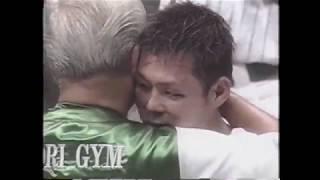 WBA世界スーパーフライ級TM  戸高秀樹VS名護明彦