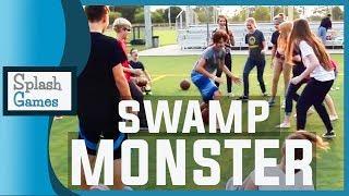Outdoor Game: Swamp Monster