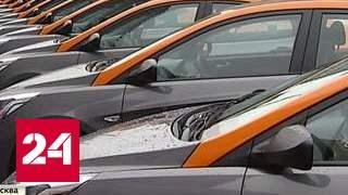 Клиент каршеринга получил штраф за предыдущего водителя