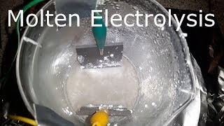 Biphenyl By Electrolysis: Make Carbon - Carbon Bonds Using Electricity