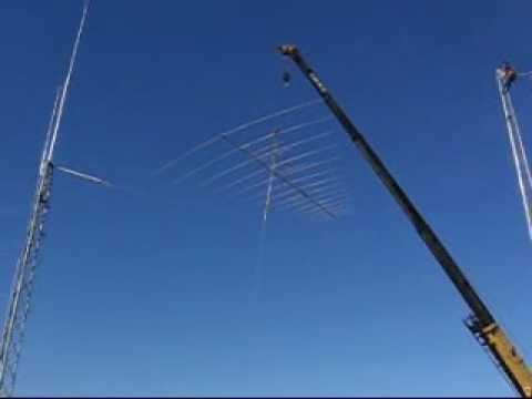 radio amateur Log antenna periodic