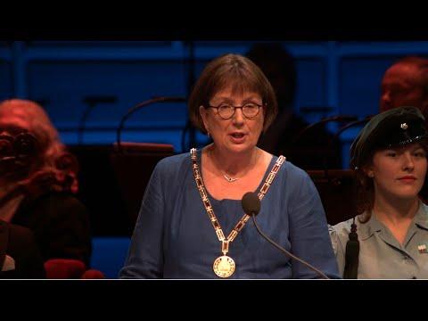 KTH President Sigbritt Karlsson's address at installation of professors