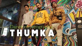 Thumka- Pagalpanti | Yo Yo Honey Singh | Dance choreography | Amar | Golden Steppers | Jhon,Ileana