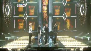 2NE1 & BIG BANG - Last Farewell & How Gee LIVE [HD]