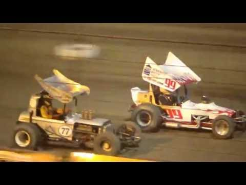 Legends of Kearney Bowl at Thunderbowl Raceway 7-23-16