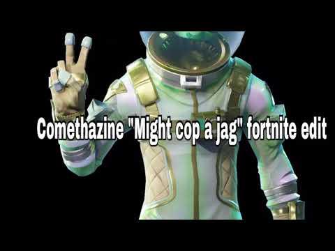 Comethazine- might cop a jag fortnite edit
