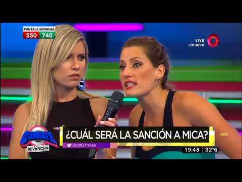 El jefe anunció la sanción contra Mica