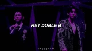 GOT7 Bambam & Jinyoung - KING (Sub Español)