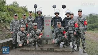 Demining on China-Vietnam border: Mission in Guangxi completed