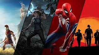 Τα πιο αναμενόμενα PS4 παιχνίδια | Β΄ Εξάμηνο 2018