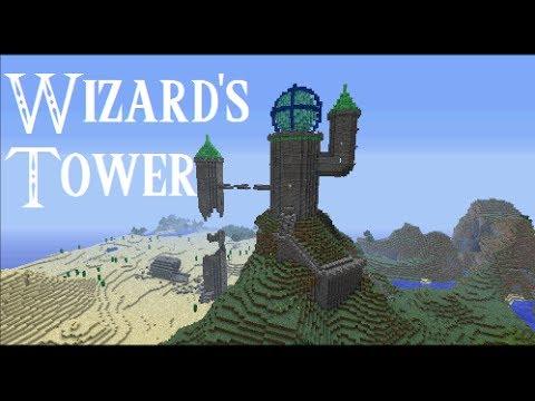 Wizards Tower Minecraft YouTube
