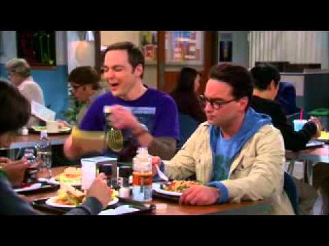 TBBT Se5Ep16 'The Vacation Solution' Opening - Sheldon laughs so hard on 'Mad Lib'