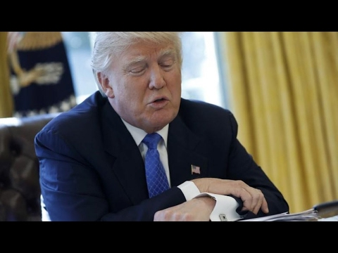 Committee to Protect Journalists: Trump's Attacks on Media Will Be Felt by Journalists Around World