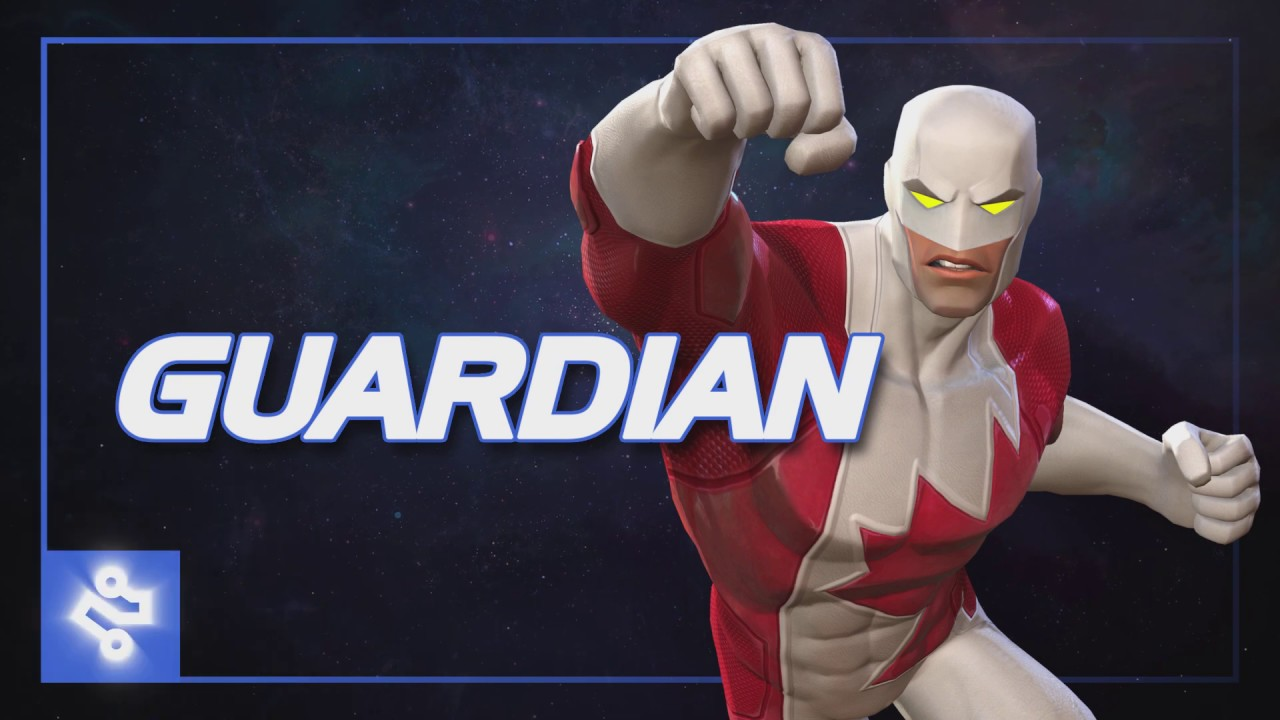 Guardian Special Moves | Marvel Contest of Champions