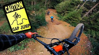 This Bike Park is All Jumps // Coast Gravity Park