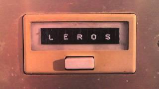 LEROS - Guida ai luoghi misteriosi d