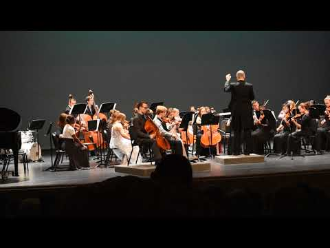 Implicit Demand for Proof - High School Orchestra